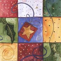 """Star by Carol Robinson - 9"""" x 9"""""""