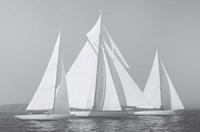 Sailing Together Fine Art Print