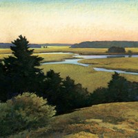 Evening Tide Fine Art Print