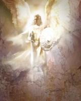 Archangel Fine Art Print