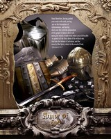 Armor Of God Framed Print