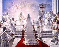 Bride Of Christ Fine Art Print