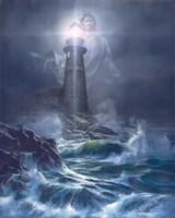 Lord Is Light Fine Art Print