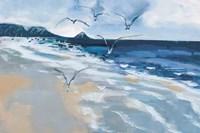 Pacific Breezes Fine Art Print