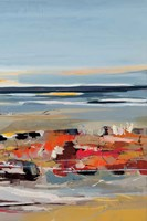 The Beach III Fine Art Print
