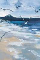 Pacific Breezes II Fine Art Print