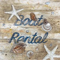 Boat Rental Fine Art Print