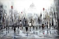 Grande Ville Fine Art Print