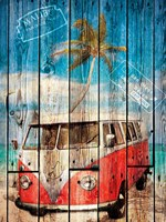 La Playa Fine Art Print