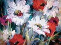 Tangled Garden II Fine Art Print