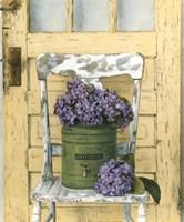 Cottage Bouquet I Fine Art Print