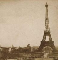 Historical Paris Fine Art Print