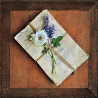 Letters To Home I Fine Art Print