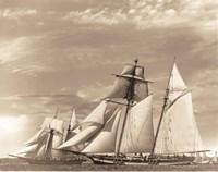 Maiden Voyage II Fine Art Print