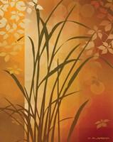 Autumn Sunset II Fine Art Print