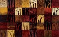 Dark Trees Fine Art Print