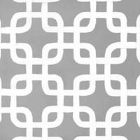 Latticework Tile IV Fine Art Print
