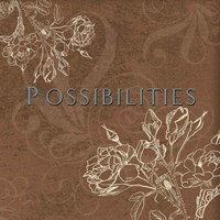 Possibilities Fine Art Print
