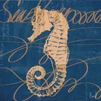 By the Seashore II Fine Art Print