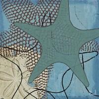 Ocean's Delight I Fine Art Print