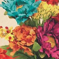Pop Art Flowers I Fine Art Print
