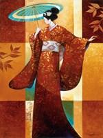 Misaki Fine Art Print