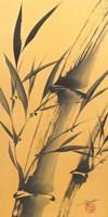 Bamboo's Strength Framed Print