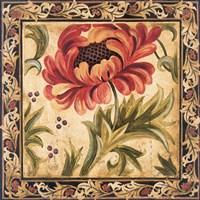 Floral Daydream II Fine Art Print
