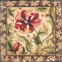 Floral Daydream III Fine Art Print