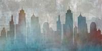 Urban Reflections Fine Art Print
