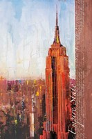 Fifth Avenue and West 34th Street Fine Art Print