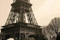 La Belle Eiffel Fine Art Print