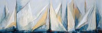 First Sail II Fine Art Print