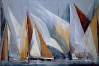 Ocean Regatta Fine Art Print