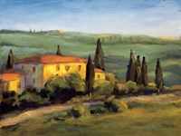 A Tuscan Morning Fine Art Print