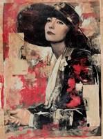Vintage Goddess II Fine Art Print