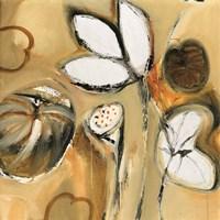 Lily Pond II Fine Art Print