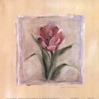 "Rite of Spring II by Carol Robinson - 9"" x 9"", FulcrumGallery.com brand"