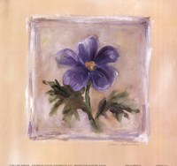 "Rite of Spring IV by Carol Robinson - 9"" x 9"", FulcrumGallery.com brand"