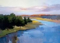 Royal River Fine Art Print