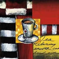 Steeping Tea Fine Art Print