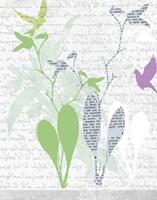 Poems I Fine Art Print