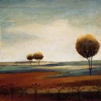 Tranquil Plains II Fine Art Print