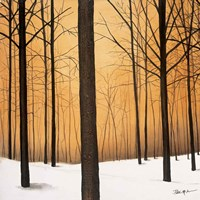 Winter Warmth Fine Art Print