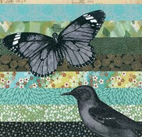 Bookplate II Fine Art Print