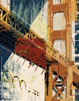 Into Manhattan I Fine Art Print