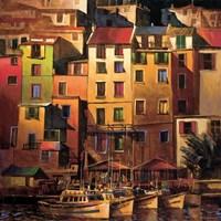 Mediterranean Gold Fine Art Print