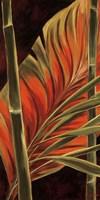 Makatea Leaves II Fine Art Print
