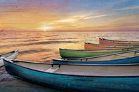 Rainbow Armada Fine Art Print