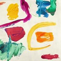 Games of Children II Fine Art Print